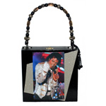 Michael Jackson Cigar Box Purse